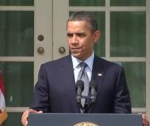 Obama veut réduire le déficit fédéral de 4 mille milliards de dollars