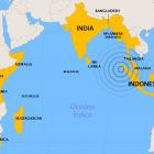 Pays touchés par le séisme et le tsunami du 26 décembre 2004