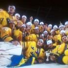 Équipe suédoise championne du Monde 2012