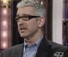 Option nationale: Jean-Martin Aussant à Bazzo.tv