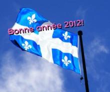 Bonne année: Bye Bye 2011, bonne année 2012 à tous!