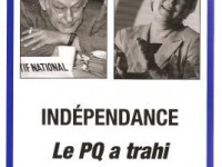 Faire l'indépendance du Québec, «c'est le vrai changement»