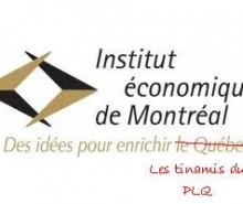 L'Institut économique de Montréal est intimidé