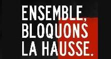 Manifestation nationale à Québec aujourd'hui contre la hausse des droits de scolarité