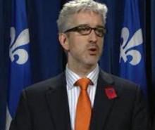 Option nationale: Aussant veut moderniser la démocratie québécoise