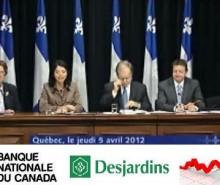 Line Beauchamp a démissionné: elle quitte le navire libéral