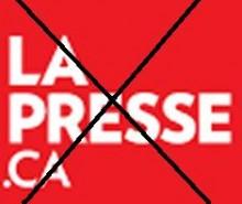 Le comédien Christian Bégin invite la population à cesser de lire la Presse