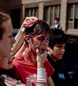 brutalite policiere provocation