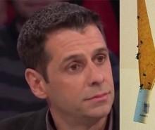 """Éric Duhaime et sa """"majorité silencieuse"""" qui vrombissent contre Amir Khadir"""