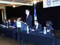 Option Nationale présente une quinzaine de candidats de choix en vue des prochaines élections