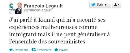 Legault Kamal