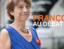 Débat des chefs: mention spéciale pour Françoise David de Québec solidaire