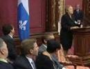 « Rester une province constitue un risque inacceptable pour le Québec » — Pauline Marois