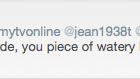 """Un homme reprend les propos du tueur sur Twitter: """"Les anglos se réveillent"""""""