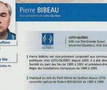 Commission Charbonneau: Line Beauchamp et Pierre Bibeau au 357C