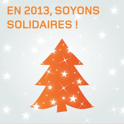 Quebec solidaire - Joyeuses fetes