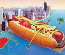 De la gauche caviar à la droite hot dog: le Québec se vide de ses meilleurs éléments [sic]!