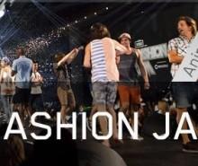 Fashion Jam: défilé de mode urbaine à Québec