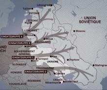Opération Barbarossa: invasion de l'URSS