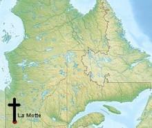 La Motte au Québec