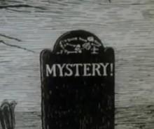 Edward Gorey : doodle pour l'anniversaire d'Edward Gorey