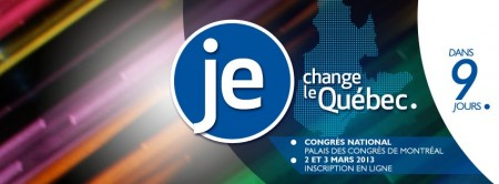 Option nationale - Congres