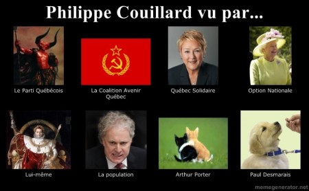 Philippe Couillard vu par..
