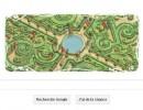 André Le Nôtre en vedette sur Google avec un Doodle