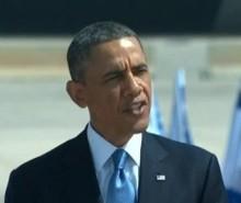 """Obama assure Israël de """"l'alliance éternelle"""" des Etats-Unis"""