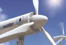 Eole Water: faire de l'eau potable avec du vent