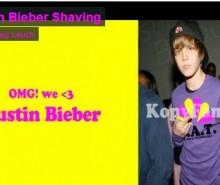Greg Leuch: logiciel anti Justin Bieber