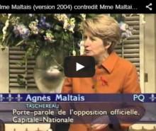 Coupures à l'aide sociale: Maltais 2004 contredit Maltais 2013
