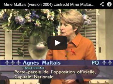 Maltais 2004 vs Maltais 2013