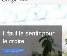 Google Nose: nouvelle fonctionnalité olfactive