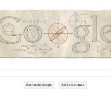 Leonhard Euler, scientifique fêté par Google (Vidéo)
