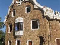 Le 161ème anniversaire d'Antoni Gaudí souligné par Google
