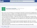 Congédiement abusif de Jean-François Jacob : Desjardins inondé de messages sur Facebook