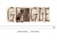 Franz Kafka à l'honneur sur Google
