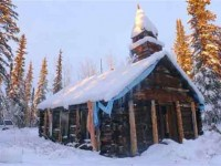 Snag, Yukon 1947: Record du jour le plus froid au Canada, −63 °C