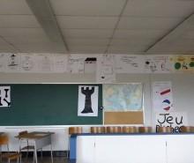 Dessins à caractère raciste : une école secondaire de Kamouraska dans l'eau chaude!